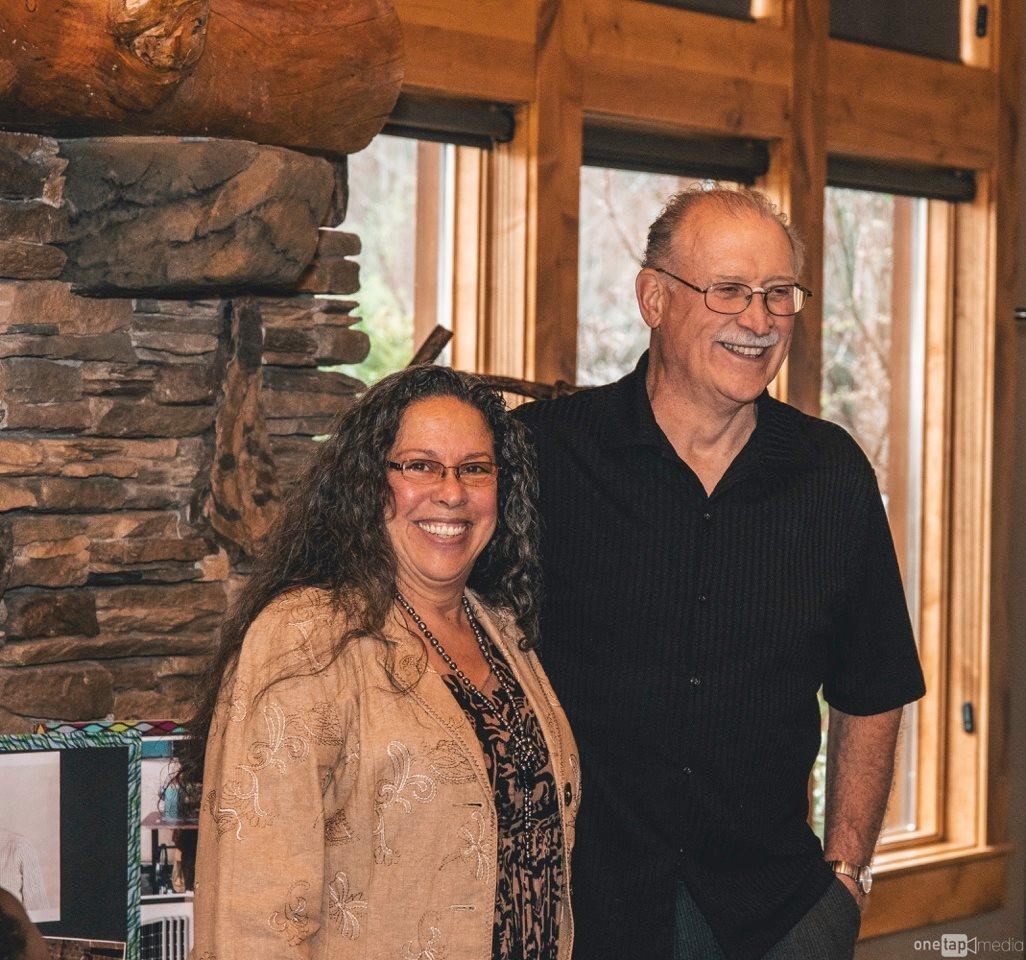 Bob and Gloria Cooper