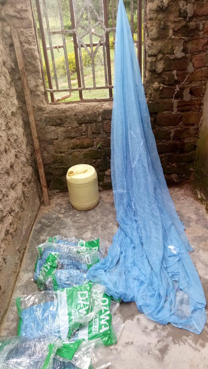 mosquito nets for kenya orphans