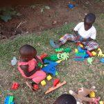 uganda heart 2 heart initiative drop in center kids playing