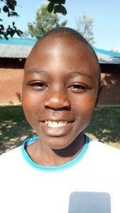 Jacob Mdida is 14yrs and class 8