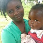 Mary Wambui is 16yrs and in form 2