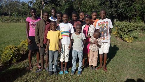 His Family Youth Home in Kenya Africa