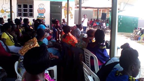 Christ-in Us Fellowship in Kagoma