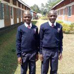 Jacob and Martin grade 8 need god-parents