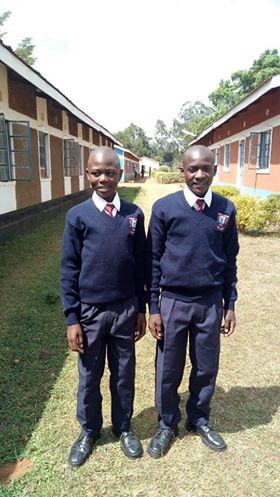 Jacob and Martin grade 8 need god-parents