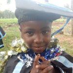 Child in Africa Graduating School