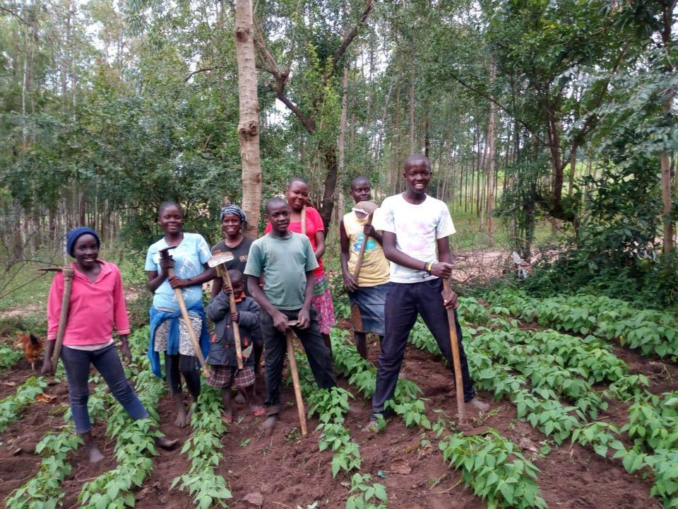 youth ready to plant in Africa